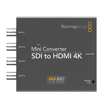 Blackmagic Design Mini Converdeer SDI to HDMI 4K
