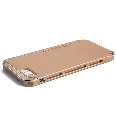 Acheter Element Case Solace Au Gold Collection iPhone 5/5s