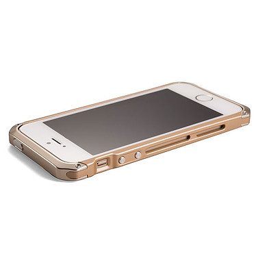 Avis Element Case Solace Au Gold Collection iPhone 5/5s