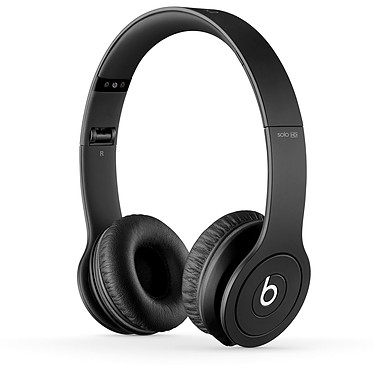 Beats Solo HD monochromatic Noir