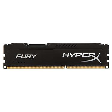 HyperX Fury 4 Go DDR3 1600 MHz CL10 RAM DDR3 PC12800 - HX316C10FB/4