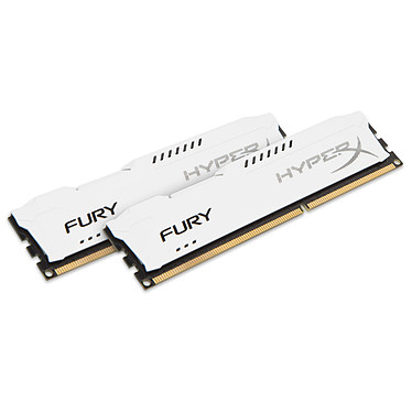 HyperX Fury 8 Go (2x 4Go) DDR3 1866 MHz CL10