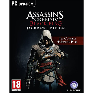Assassin's Creed IV : Black Flag - Edition Jackdaw (PC)