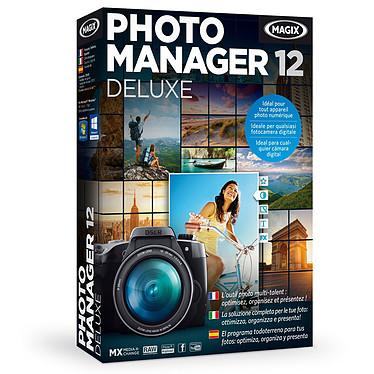 MAGIX Photo Manager 12 Deluxe Logiciel de gestion des archives photo (français, Windows)