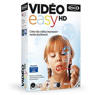 MAGIX Vidéo Easy 5 HD Logiciel de montage vidéo (français, Windows)