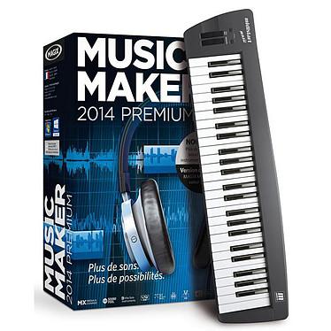 MAGIX Music Maker 2014 Control Logiciel de montage audio (français, Windows)