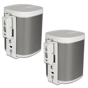 Flexson Bracket Sonos Play:1 Swivel/Wall Blanc (par paire)