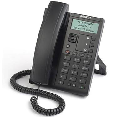 Mitel 6863i Téléphone filaire IP 2 lignes (sans bloc secteur)