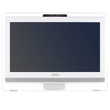 """MSI Wind Top AE200-003EU AMD Double-Coeur E2-3000 4 Go 500 Go LED 19.5"""" Tactile Graveur DVD Wi-Fi N Webcam Windows 7 Premium 64 bits (Garantie constructeur 2 ans enlèvement sur site)"""
