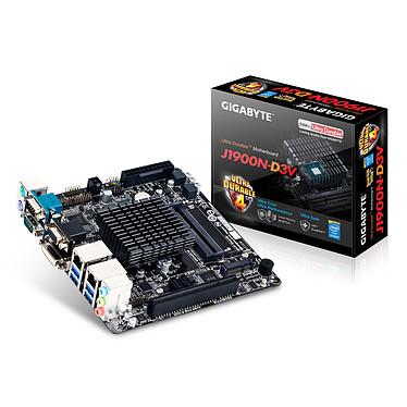 Gigabyte GA-J1900N-D3V Carte mère Mini ITX avec processeur Celeron J1900 - 2 x SATA 3 Gbps - USB 3.0