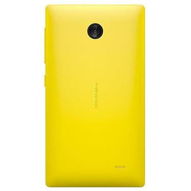 Nokia Coque de protection CC-3080 Jaune Nokia X Coque de protection arrière pour Nokia X