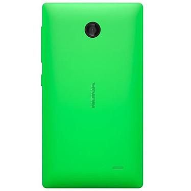 Nokia Coque de protection CC-3080 Vert Nokia X