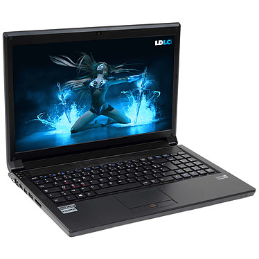 "LDLC Bellone GB3-I7-8-H10S2 Intel Core i7-4710MQ 8 Go SSD 240 Go + HDD 1 To 15.6"" LED NVIDIA GeForce GTX 860M Graveur DVD Wi-Fi N/Bluetooth Webcam (sans OS)"