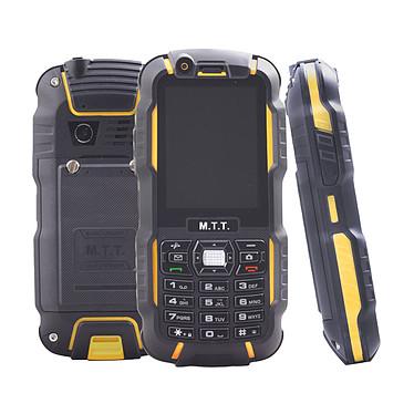 M.T.T Super Robust 3G Jaune et Noir