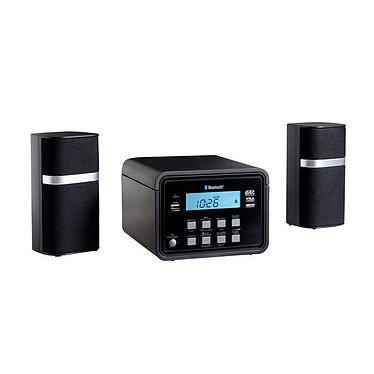 ClipSonic CH1037 Micro chaine Hifi Bluetooth 2x2 W avec tuner FM