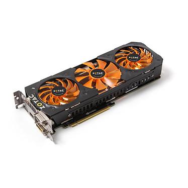 Avis ZOTAC GeForce GTX 780 Ti OC 3GB Pack Premium