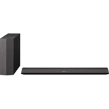 Sony HT-CT370 Noir  Barre de son 2.1 avec caisson de basses sans fil NFC Bluetooth et HDMI