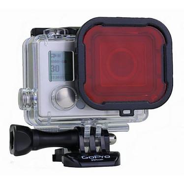 Polar Pro Glass Filtre Blue & Tropical Water Hero3+ Filtre pour correction en eaux bleues et tropicales pour caméra GoPro Hero3+