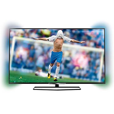 "Philips 47PFK6549 Téléviseur LED 3D Full HD 47"" (119 cm) 16/9 - 1920 x 1080 pixels - TNT, Câble et Satellite HD - Wi-Fi - DLNA - HDTV 1080p - 400 hertz"