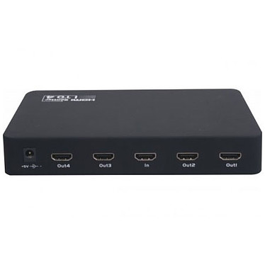 Splitter HDMI 3D (1 entrée vers 4 sorties)