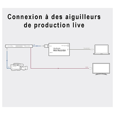 Avis Blackmagic Design UltraStudio Mini Recorder