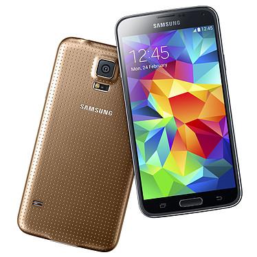 Samsung Galaxy S5 SM-G900 Or 16 Go · Reconditionné pas cher
