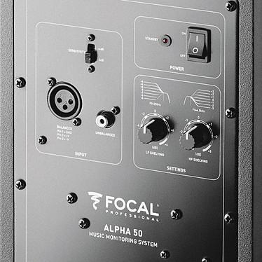 Avis Focal Alpha 50 (à l'unité)