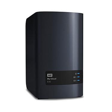 WD My Cloud EX2 (sans disque) Serveur de stockage multimédia 2 baies