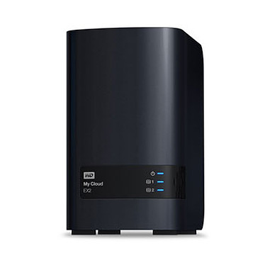 WD My Cloud EX2 4 To (2 x 2 To) pas cher
