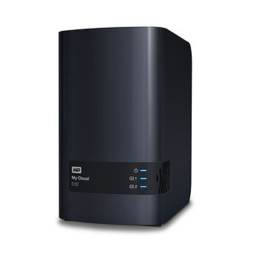 Acheter WD My Cloud EX2 4 To (2 x 2 To)