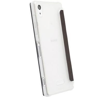 Krusell Etui Boden Flip Cover pour Sony Xperia Z2 Noir