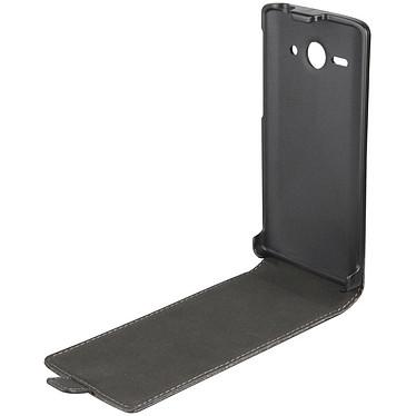xqisit FlipCover Noir pour Huawei Ascend Y530