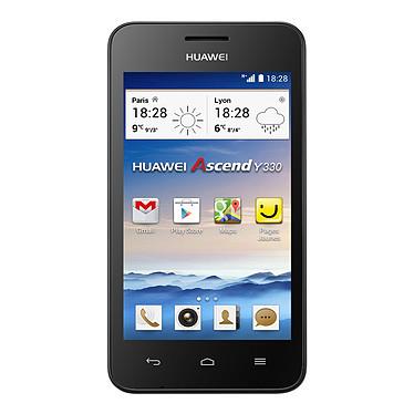 """Huawei Ascend Y330 Blanc Smartphone 3G+ avec écran tactile 4"""" sous Android 4.2"""
