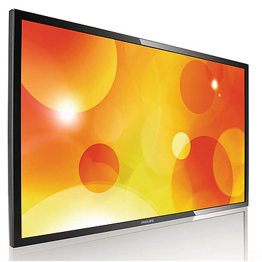 "Philips BDL4620QL 46"" Écran Q-Line 1920 x 1080 pixels - 8 ms - Format large 16:9 - LED Full HD - AMVA - Noir"