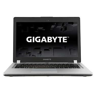 "Gigabyte P34G v2 (256Go/W8.1) Intel Core i7-4710HQ 8 Go SSD 256 Go 14"" LED NVIDIA GeForce GTX 860M 2 Go Wi-Fi AC/Bluetooth Webcam Windows 8.1 64 bits"