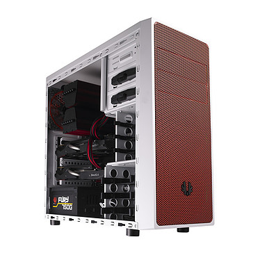 Avis BitFenix NEOS (blanc/rouge)