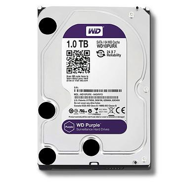 WD Purple Videosurveillance 500 Go SATA 6Gb/s pas cher