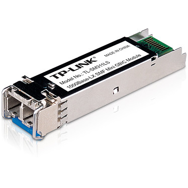 TP-LINK TL-SM311LS TP-LINK TL-SM311LS - Module monomode SFP Mini GBIC