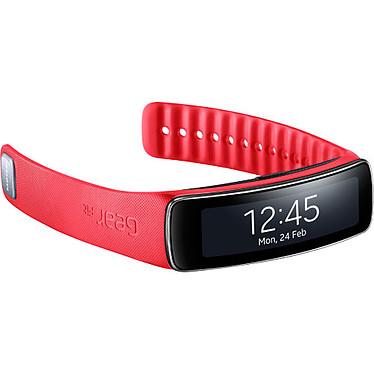 Samsung Bracelet Fit M Rouge