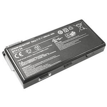 MSI 957-16FXXP-101 Batterie Lithium-ion 9 cellules 7800 mAh pour PC portable MSI séries GT et GX