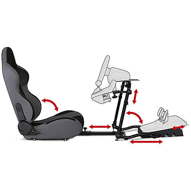 Avis Bigben 120-RS Competition Seat