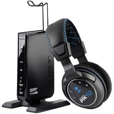 Turtle Beach Ear Force PX51  Micro-casque stéréo sans fil pour Xbox 360/PS3/PS4