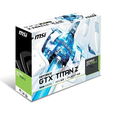 Avis MSI NTITAN Z 12GD5 - GeForce GTX TITAN Z 12 Go