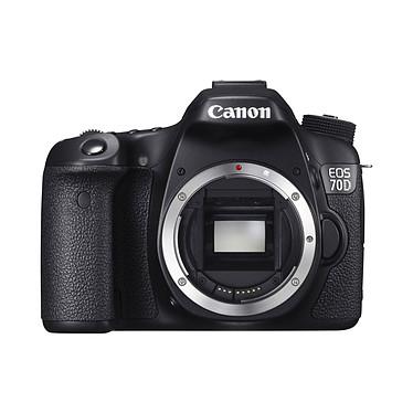 """Canon EOS 70D Réflex Numérique 20.2 MP - Ecran 3"""" - Vidéo Full HD (boîtier nu)"""