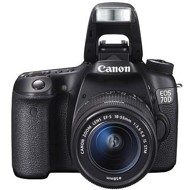 Avis Canon EOS 70D