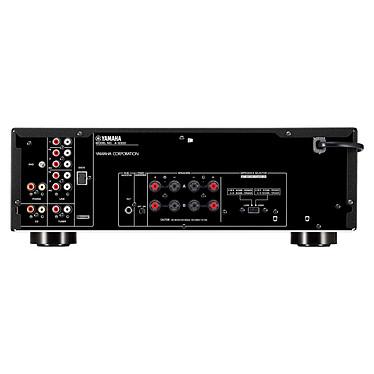 Avis Yamaha A-S300 Noir + Boston A 26 Noir + Real Cable iPlug-BTR
