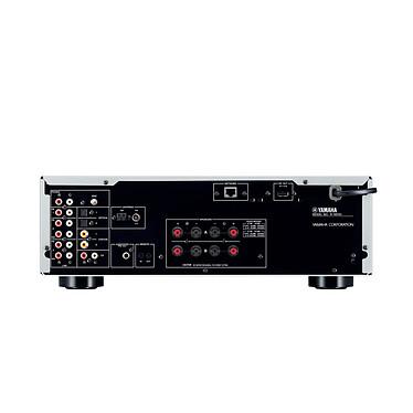 Avis Yamaha R-N500 Argent + Boston A 26 Noir + Real Cable iPlug-BTR
