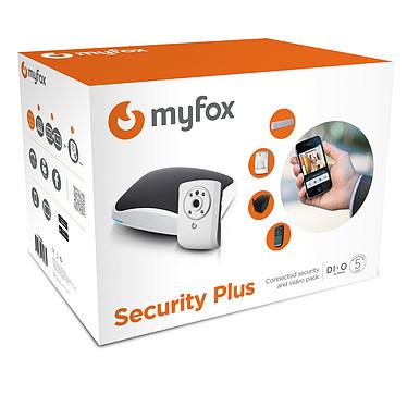 Myfox Pack HC2 Security Plus