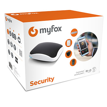 Myfox Pack HC2 Security