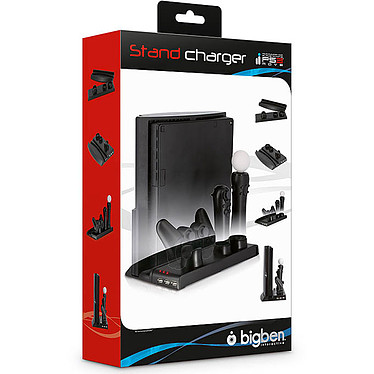 Acheter Bigben Stand Charger PS3 Move (PS3)